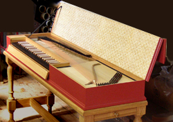 [Clavichord after Bodechtel]